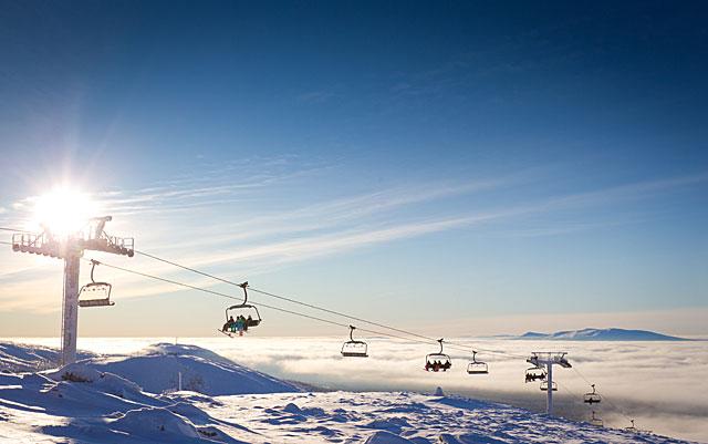 Storsatsning pa ny skidanlaggning i vemdalen