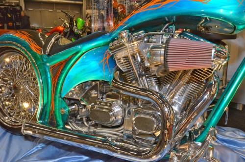 motorcykelns_dag_green