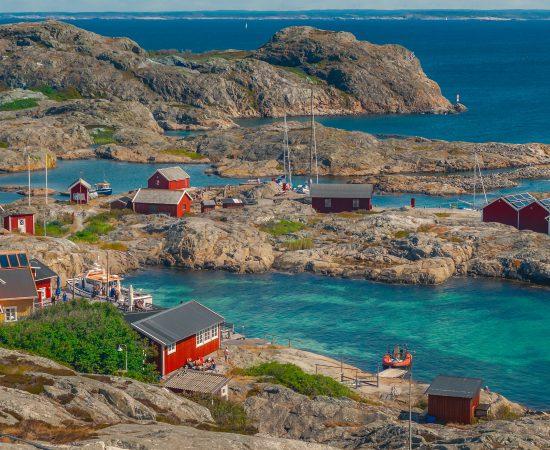Landskapet Bohuslän