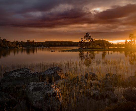 Landskapet Härjedalen