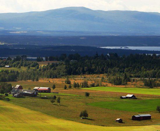Landskapet Jämtland