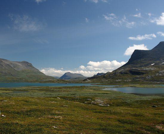 Landskapet Lappland